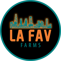 LA FAV FARMS Logo