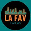 LA FAV FARMS Logo